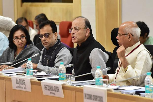 GST Amendments In Monsoon Session To Make Returns Simpler