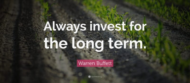 Investing in stocks? Invest for the long term with Investelite Research – Here is why