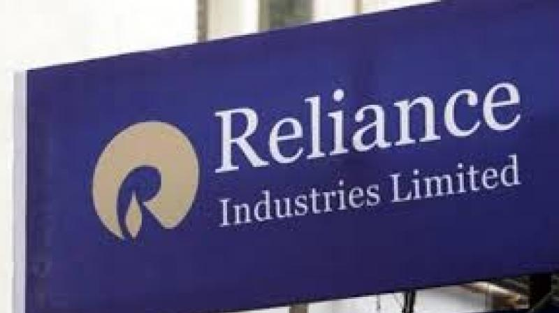 Reliance gains high records over a year by 46%