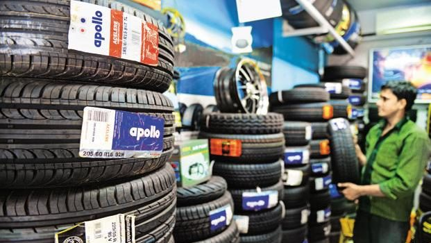Apollo Tyres, Ceat, MRF increased in betting on rising native demand
