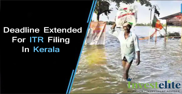 Deadline extended for ITR filing in Kerala