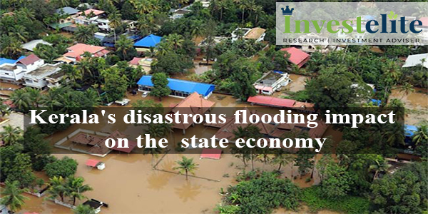 Kerala's disastrous flooding impact on the state economy