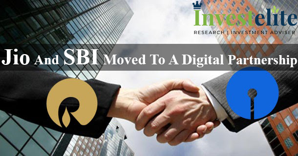 Jio and SBI Moved To A Digital Partnership