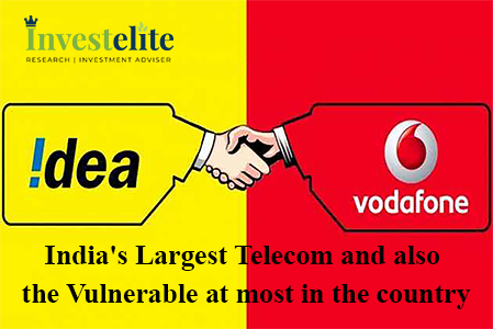 Vodafone Idea: India's largest telecom and also the vulnerable at most in the country