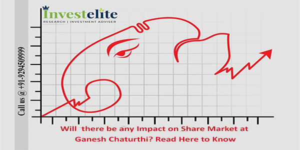 Will there be any Impact on Share Market at Ganesh Chaturthi? Read Here to Know