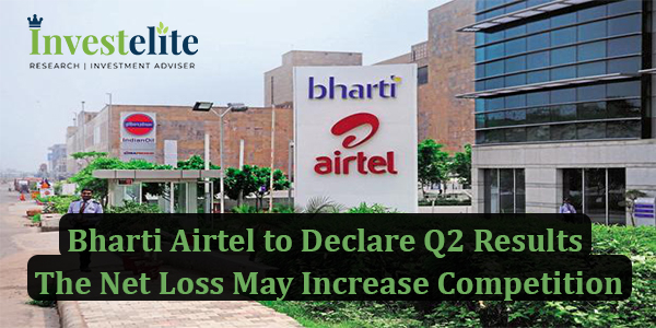 Bharti Airtel to declare Q2 results, the net loss may increase competition