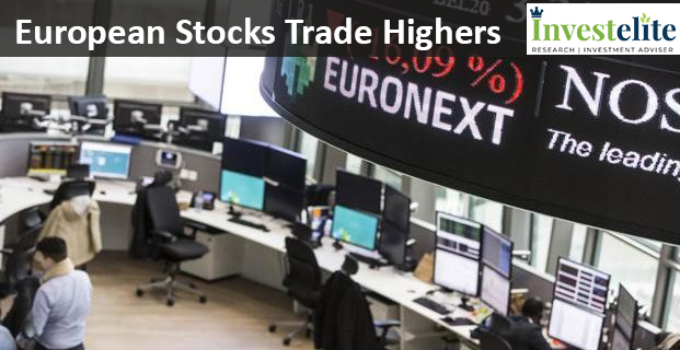 European Stocks Trade Highers
