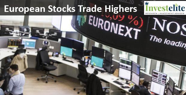 European Stocks Trade Highers