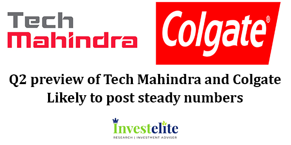 Q2 preview of Tech Mahindra and Colgate: Likely to post steady numbers